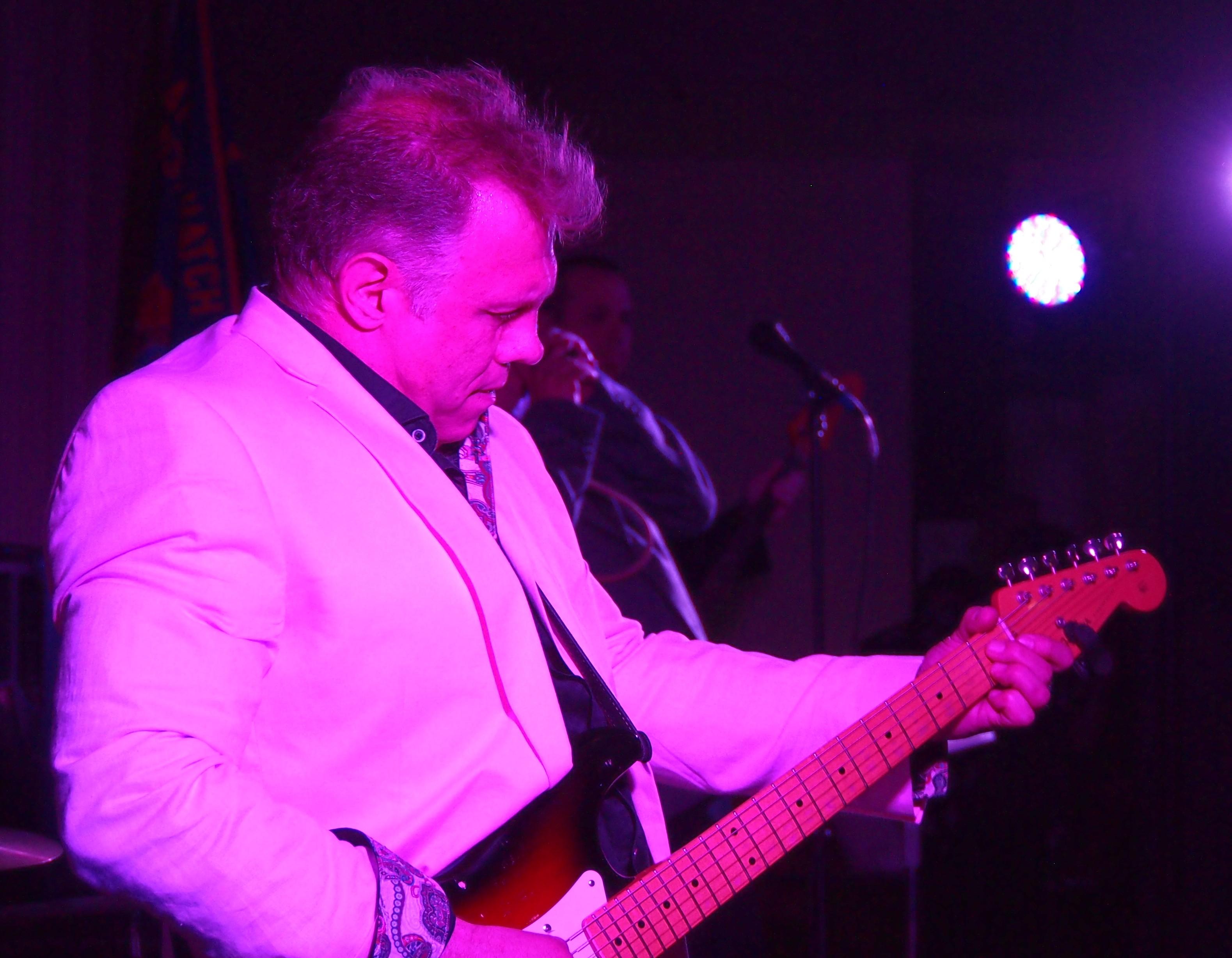 Carl Ricci 706 Union Ave Band 6-11-20164