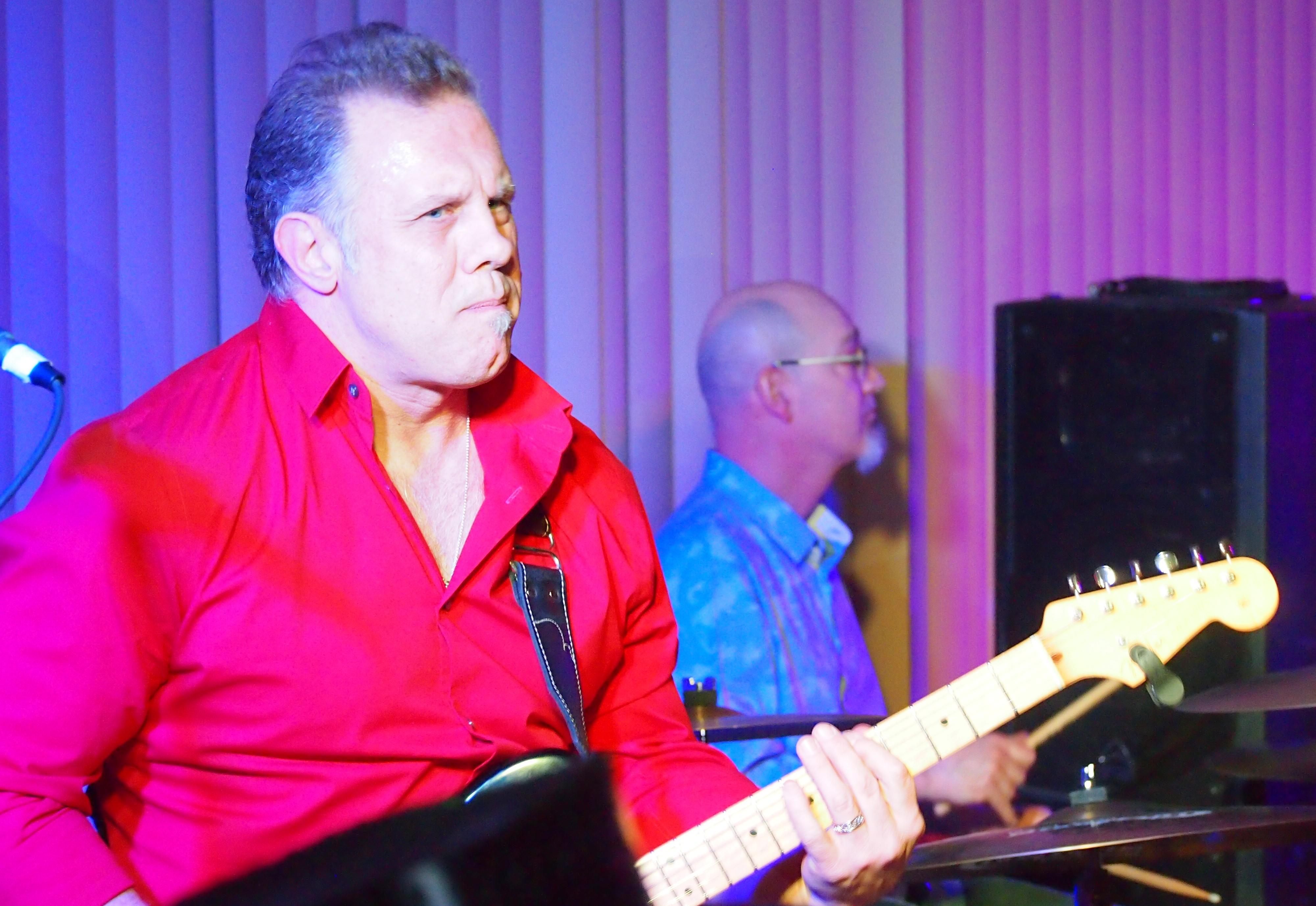 Carl Ricci 706 Union Band with Drew Blood1