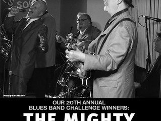 The 20th Annual CT Blues Society Blue Band Challenge Winner