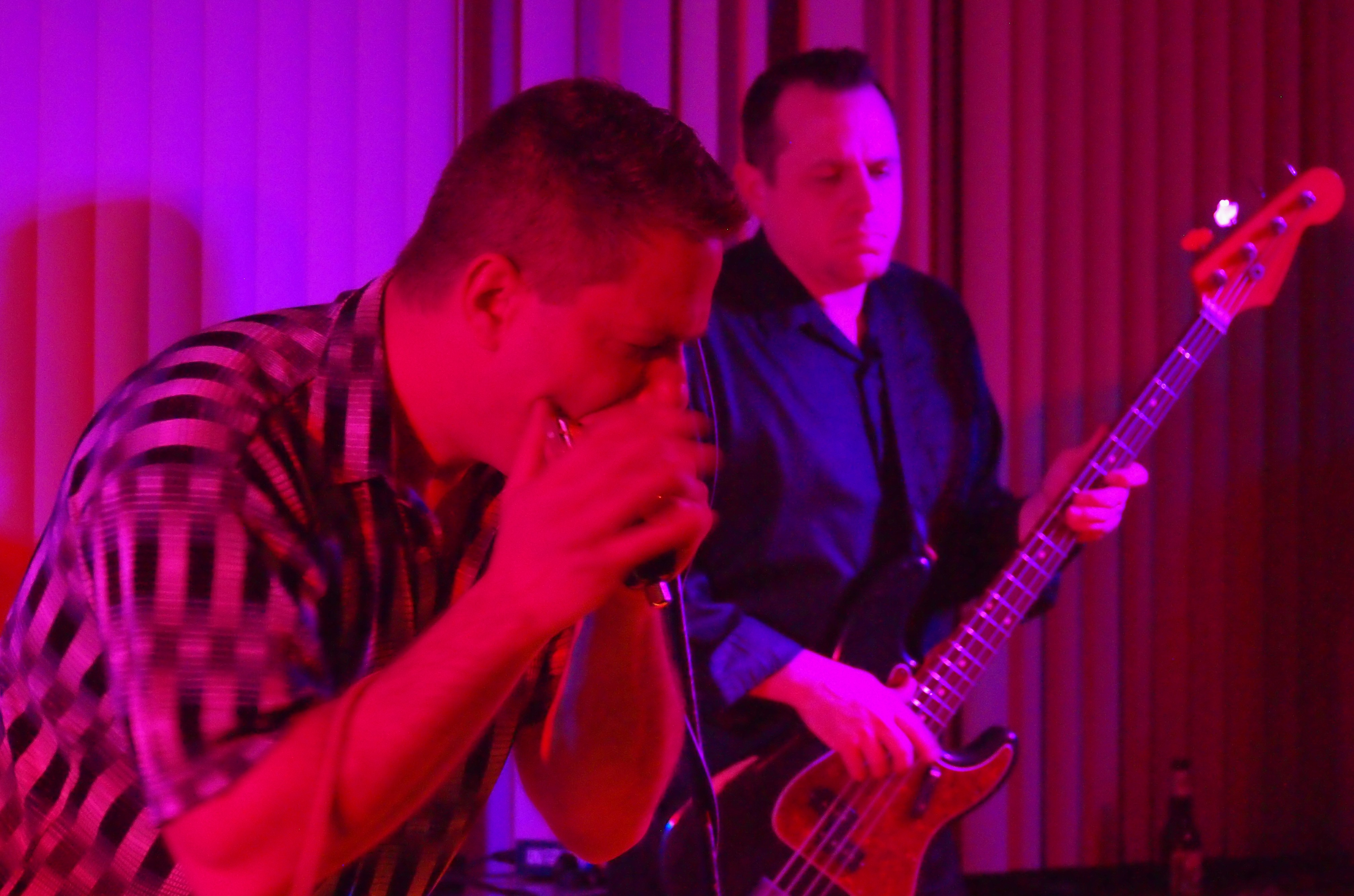 Carl Ricci 706 Union Band with Drew Blood4