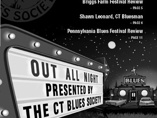 2013 CT Blues Society CD Release