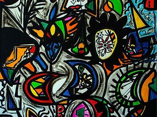 peinture toile Freedom