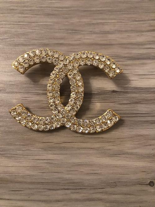 CC Chanel Gold