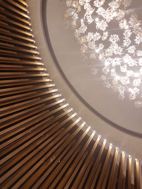 World One Lobby