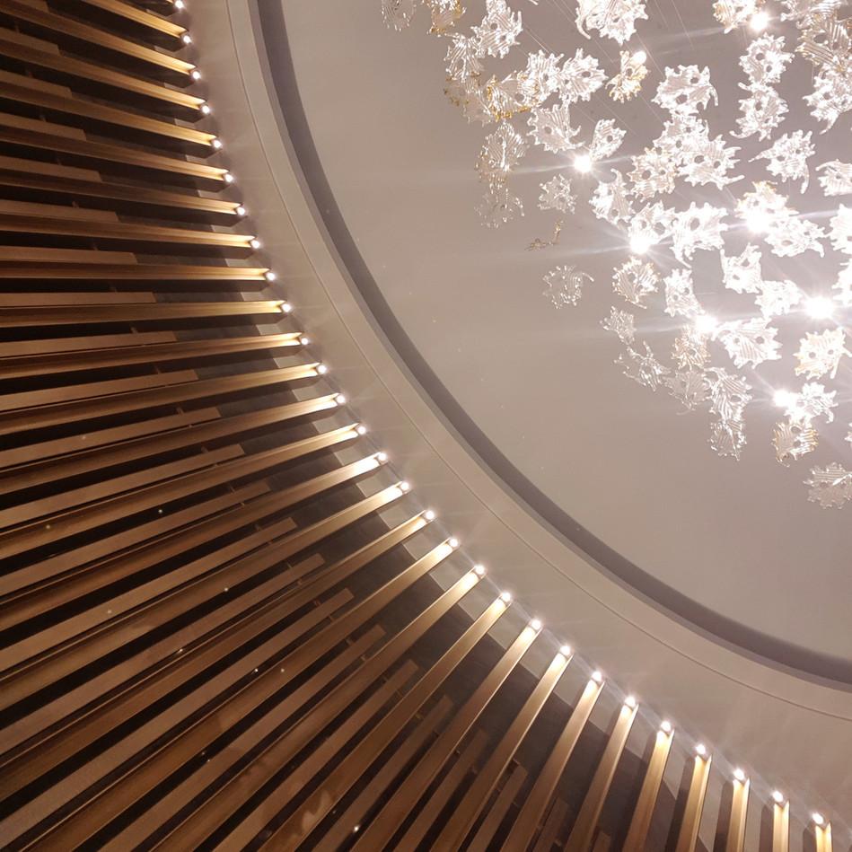 Reception decoratives