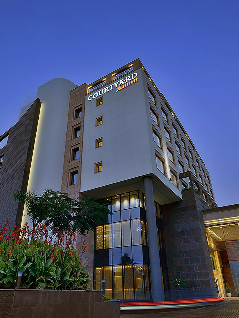 Courtyard Marriott Raipur