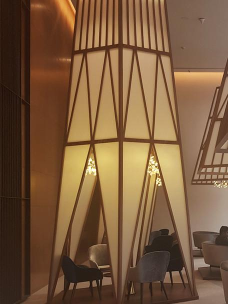 Luxuria Sales office Mumbai
