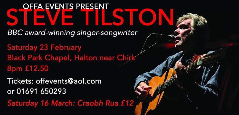 Steve Tilston