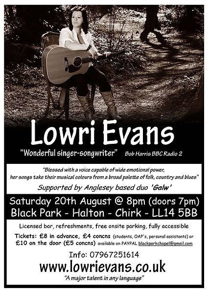 Lowri Evans