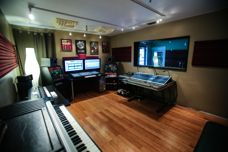 Studio/Control Room A