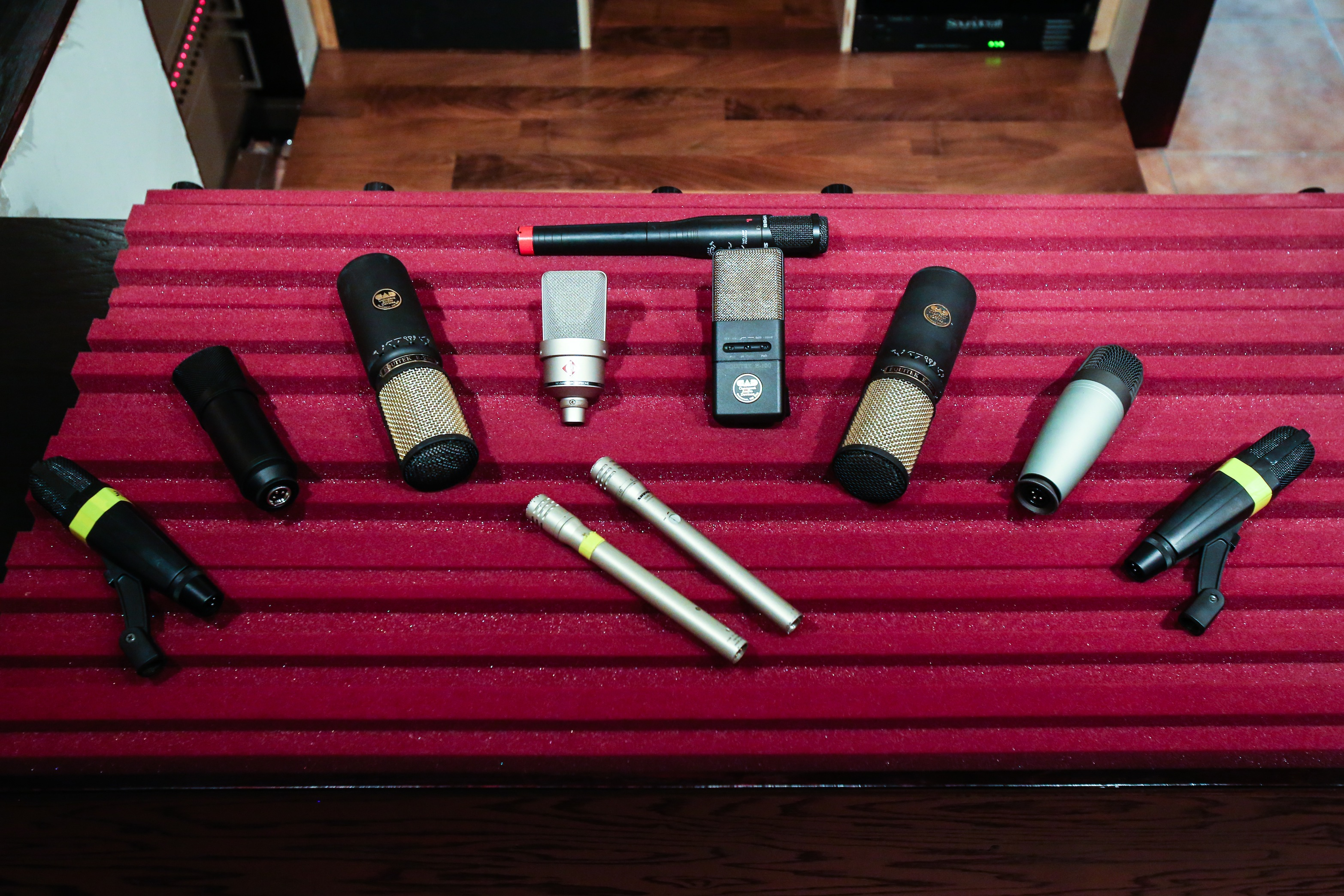Available Microphones