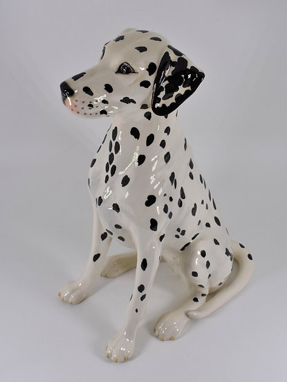 Vintage Beswick Fireside Dalmation Dog, Model No.2271