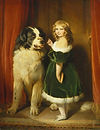 Landseer & Princess Mary