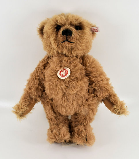 Vintage Steiff 12 inch Teddy Bear, Jointed Growler, Limited Edition 681820, 2010