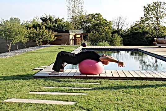 Rollness Pilates Domaine Méjan