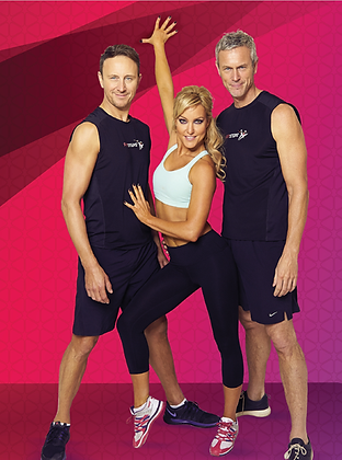 FitSteps Live - 8th August at 10am