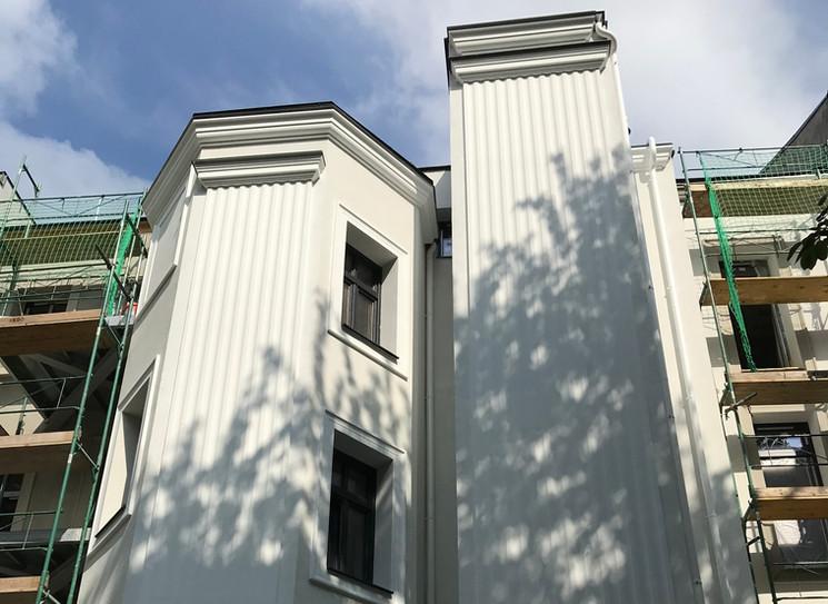 Fassadenprofile nach Maß