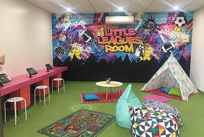 Kids Indoor Games Room