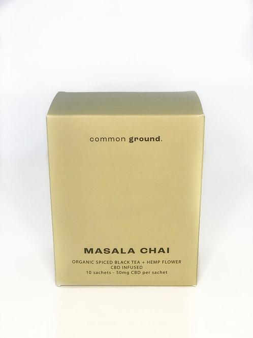 MASALA CHAI CBD TEA-COMMON GROUND