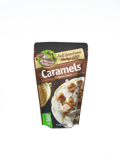 20mg CBD Caramels-Lauras Homestead Alternatives