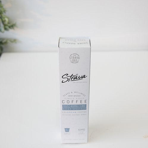 CBD Coffee K Cups-Medium Roast-Strava