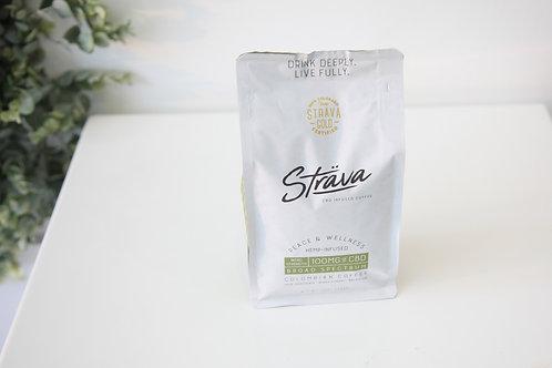 CBD Medium Roast Whole Bean coffee-Strava