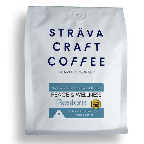 Strava Craft CBD infused Coffee 120mg
