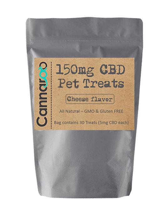 Cannaroo PET 150mg CBD-soft chews