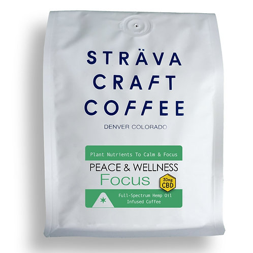 Strava Craft CBD infused Coffee 30mg