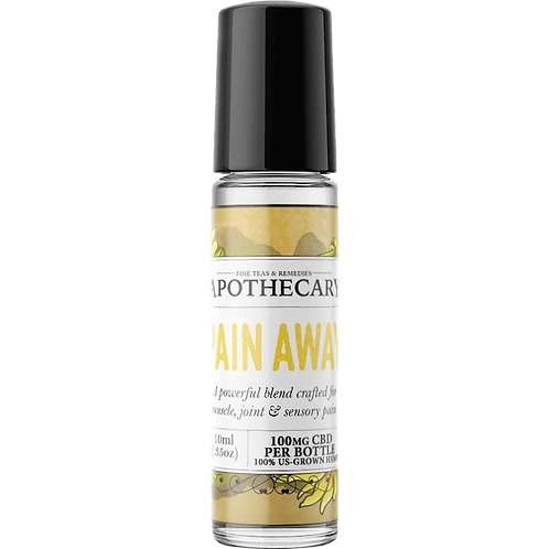Pain Away 100mg CBD Essential Oil Roller