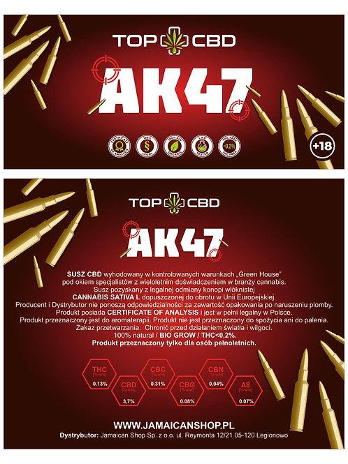 Susz TOP CBD AK-47 2g