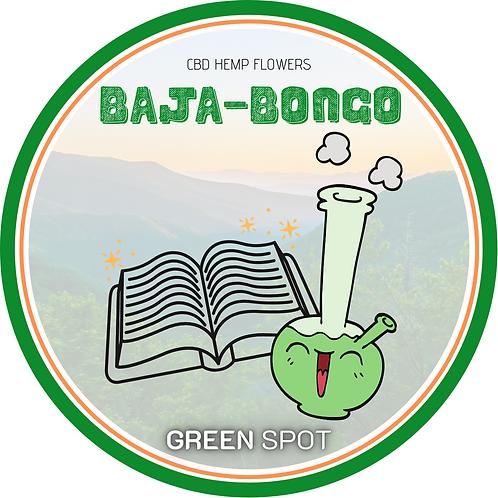"""Susz PREMIUM GREEN SPOT """"Baja-Bongo"""" 1g"""
