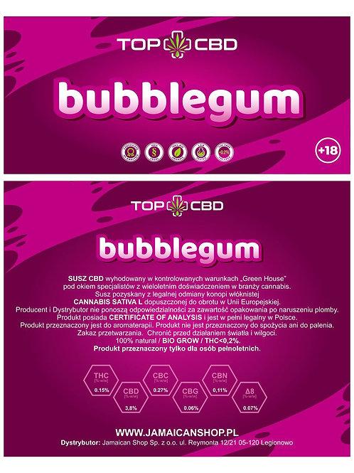 Susz TOP CBD Bubble Gum 1g