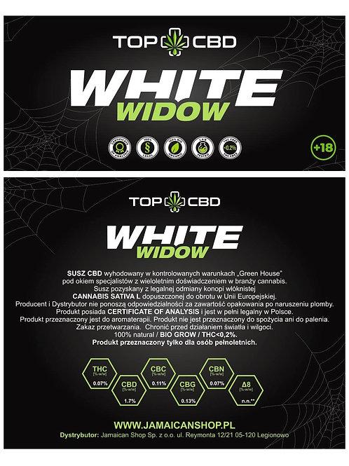 Susz TOP CBD White Widow  1g