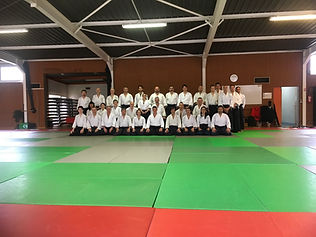Formation aïkido 2014 - 2015
