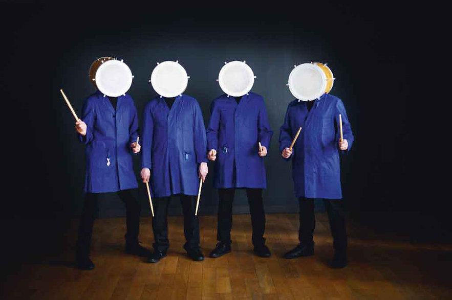 Quatuor Beat, Kromoritmos, La Nouvelle Scène - Est de la Somme