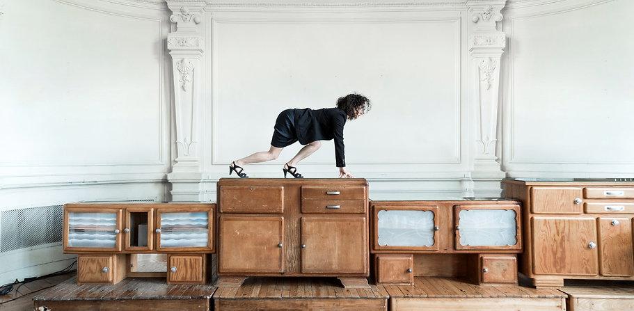 Marion Lévy, Training, Danse sur Mars, La Nouvelle Scène - Est de la Somme