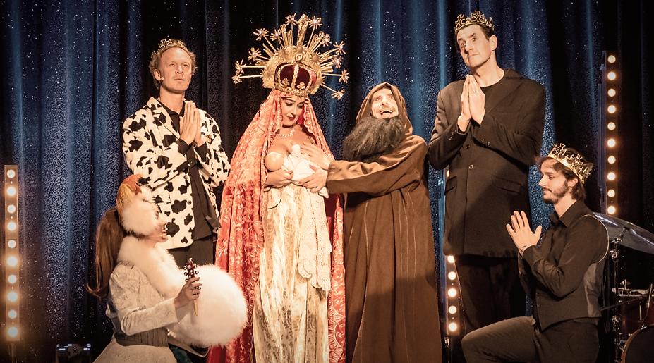 Le Cabaret Extraordinaire La Nouvelle Scène Est de la Somme