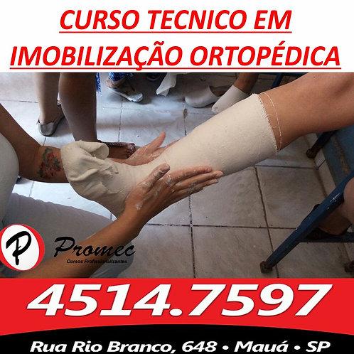 Mensalidade - Curso Técnico em Imobilização Ortopédica