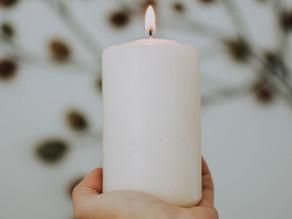 Kerzenzauber - Magische Witchcraft der Manifestation