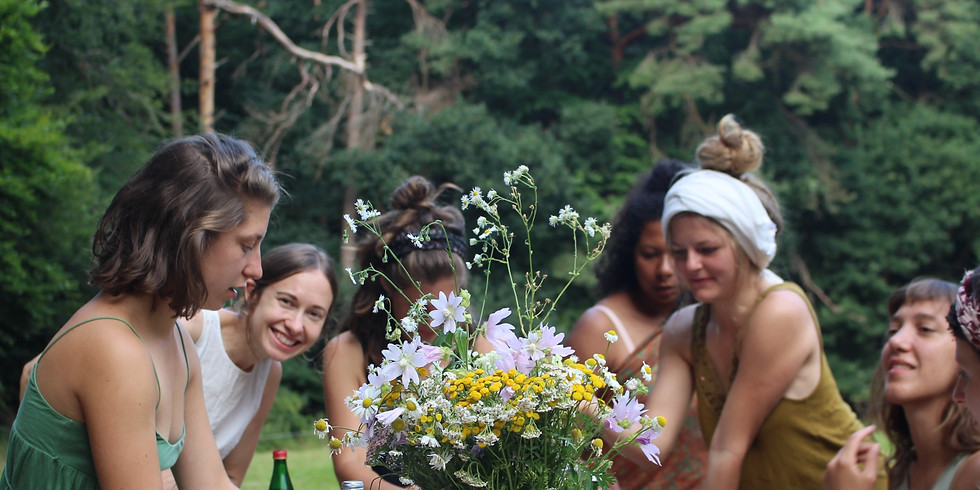 Wild Women Retreat - Heirate dich selbst!