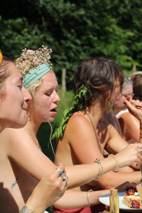Wild Women Retreat - Heirate dich Selbst