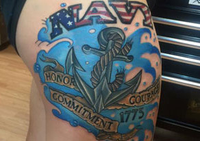 Tattoos by Artistic Additions Tattoos