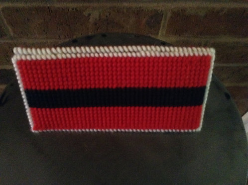 Red/Black/White money holder
