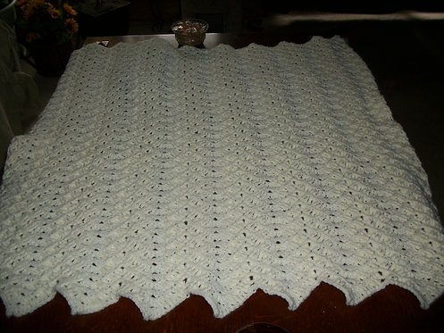 Antique Baby Afghan