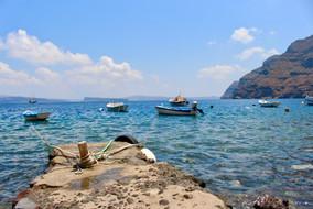 Ormos Korfou Pier