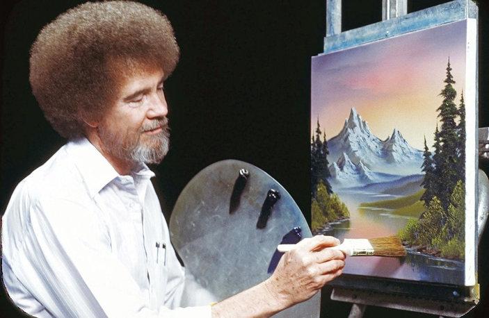 Bob Ross Inspiration