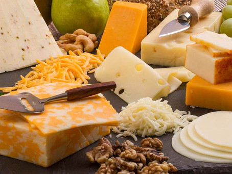 The Cheesecast: First Foray into Fromage (Ep. 1)