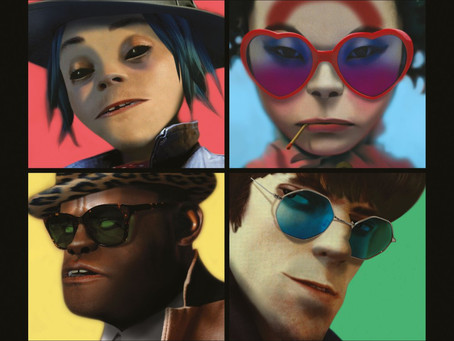 Humanz- A Hyberbolic Review