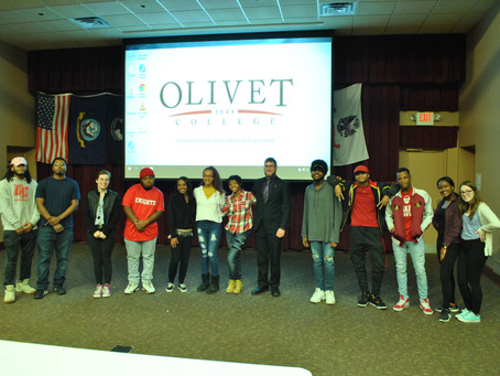 OC Students Show Their Skills in Talent Show